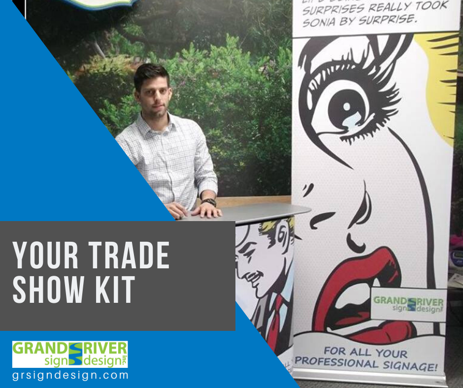 your trade show kit