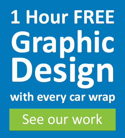 grandriver sign design hour free car wrap ad